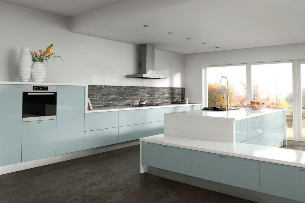 Metallic_Blue_Kitchen
